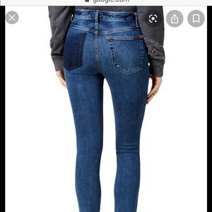 Joe's Jeans! The Charlie ( high rise) ankle skinny